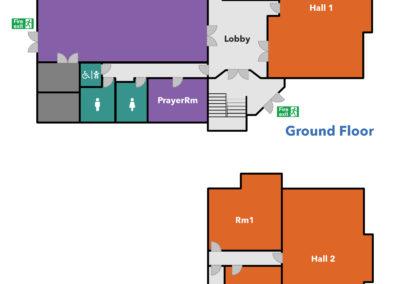 church building plan